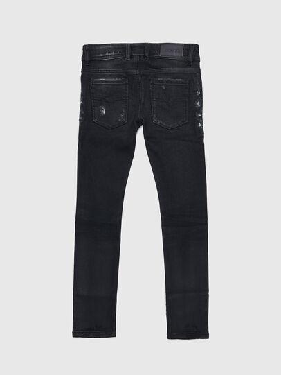 Diesel - SLEENKER-J-N, Black - Jeans - Image 2