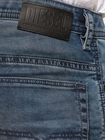 Diesel - Thommer JoggJeans® 069NZ, Medium blue - Jeans - Image 4