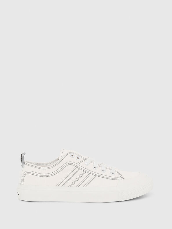 S-ASTICO LOW LACE W, White - Sneakers