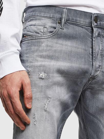 Diesel - Tepphar 0095R, Grey - Jeans - Image 3
