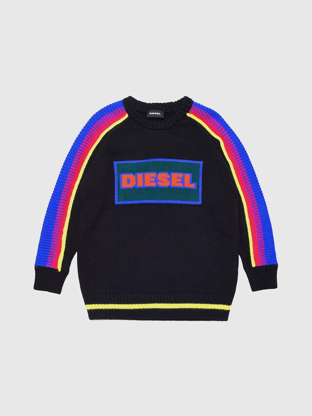 Diesel - KFLOTYA, Multicolor/Black - Knitwear - Image 1