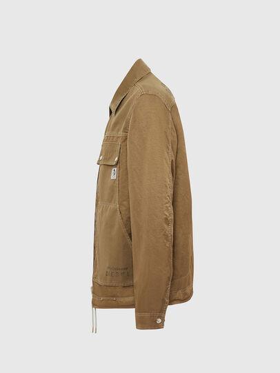 Diesel - J-BERKLEY, Light Brown - Jackets - Image 3