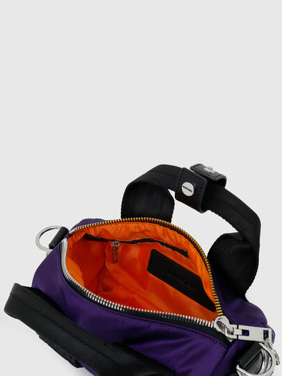 Diesel - CAYAC, Violet - Crossbody Bags - Image 4