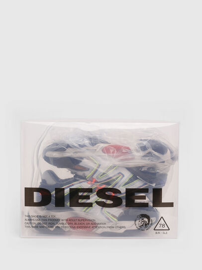 Diesel - S-KIPPER SK, White/Black - Sneakers - Image 6