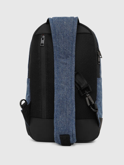 Diesel - F-SUSE MONO, Blue/Black - Backpacks - Image 2