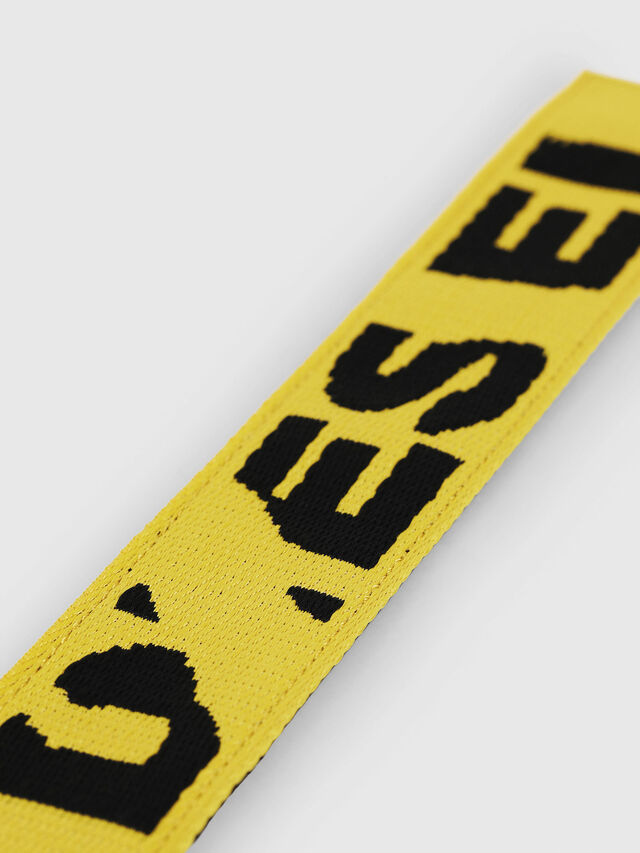 Diesel - A-BAND, Black/Yellow - Bijoux and Gadgets - Image 2