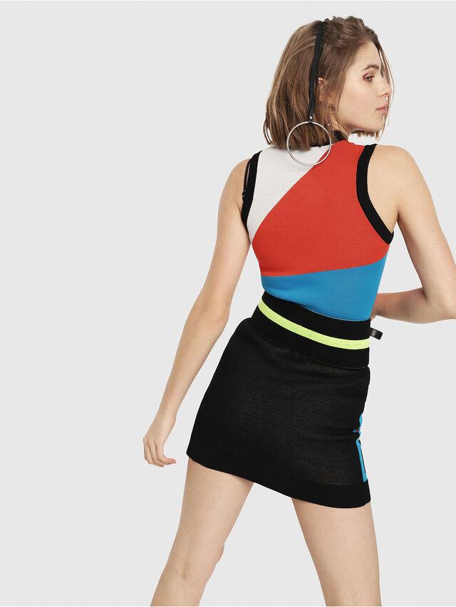 Diesel - M-RUN, Multicolor - Knitwear - Image 2