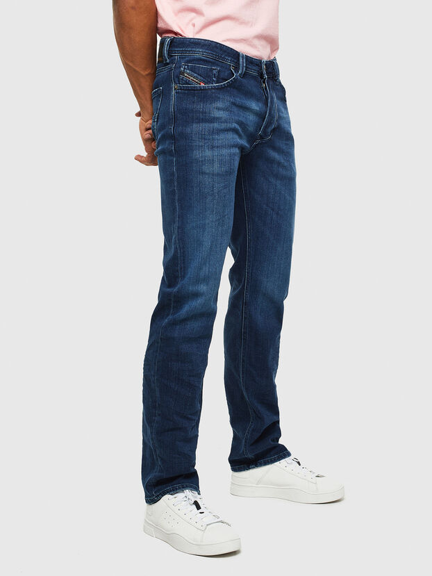 Larkee 0095T, Dark Blue - Jeans