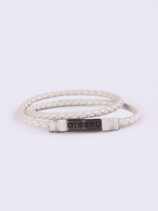 ALUCY BRACELET, Dirty White