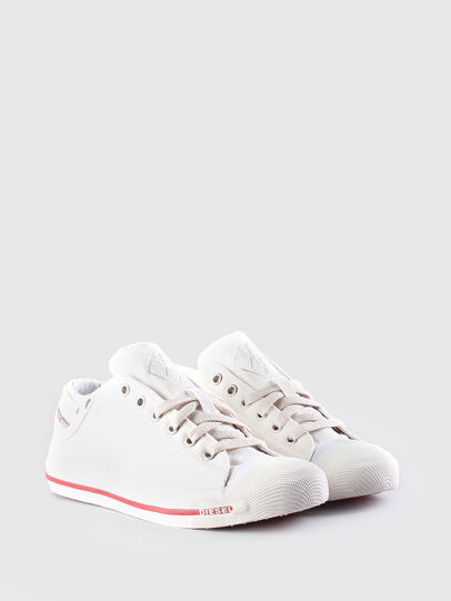 Diesel - EXPOSURE LOW W, White - Sneakers - Image 2