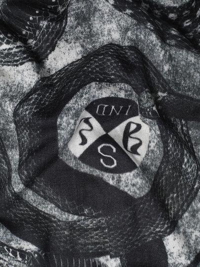 Diesel - SPAKKI, Black/Grey - Scarf - Image 3