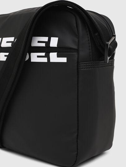 Diesel - DOUBLECROSS, Black - Crossbody Bags - Image 6
