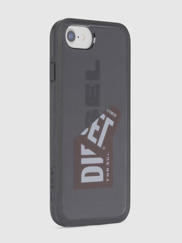 Diesel STICKER IPHONE 8/7/6S/6 CASE, Black - Cases - Image 3