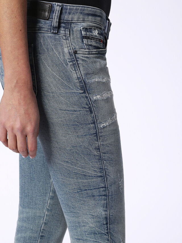GRACEY 0689M, Blue Jeans