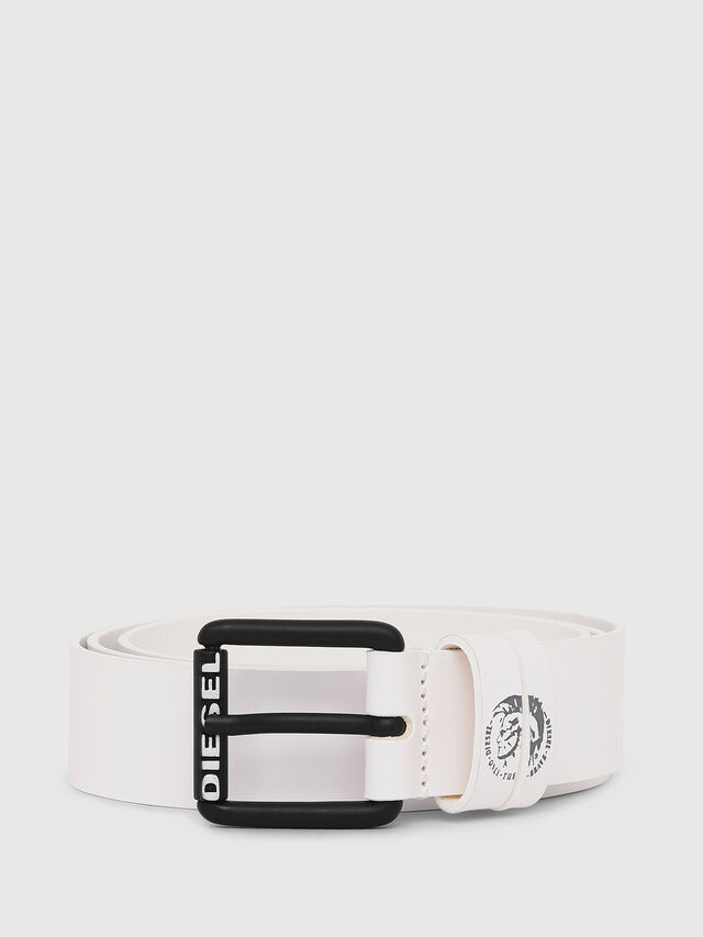 Diesel - B-LAMON, White - Belts - Image 1