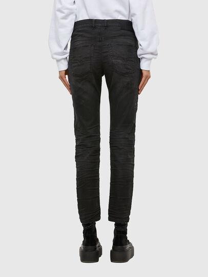 Diesel - KRAILEY JoggJeans® 069QL, Black/Dark grey - Jeans - Image 2