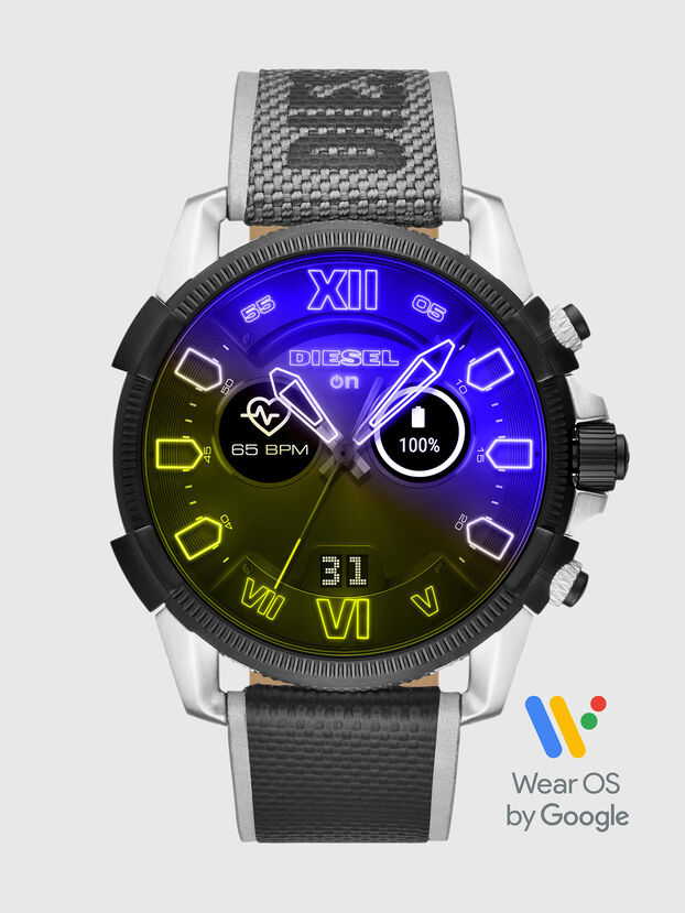 DT2012, Gray/Black - Smartwatches