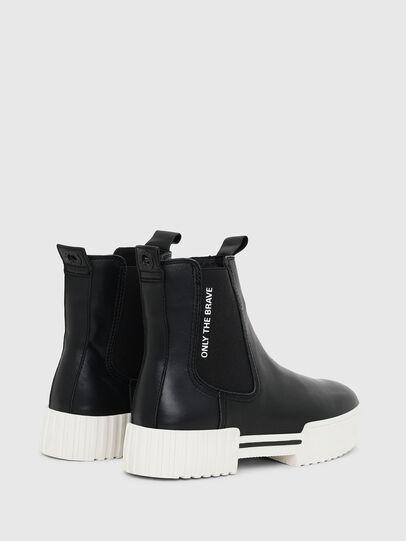 Diesel - H-MERLEY CB, Black - Sneakers - Image 3