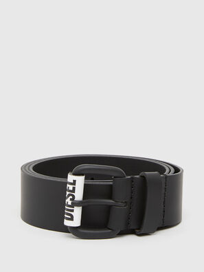 B-PEIPER, Black - Belts
