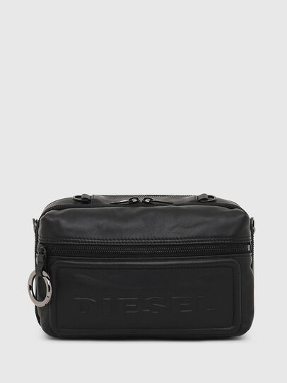 Diesel - FUTURAH, Black - Crossbody Bags - Image 1
