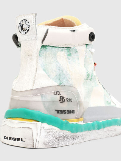 Diesel - S-ASTICO PNT, White - Sneakers - Image 4