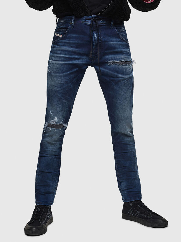 Krooley JoggJeans 069JE, Dark Blue - Jeans