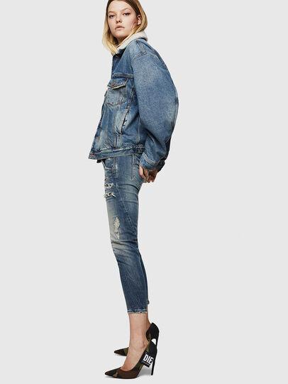Diesel - Fayza JoggJeans 0890A,  - Jeans - Image 3