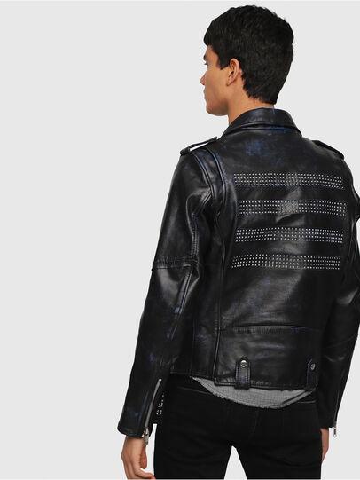Diesel - L-KIO,  - Leather jackets - Image 2