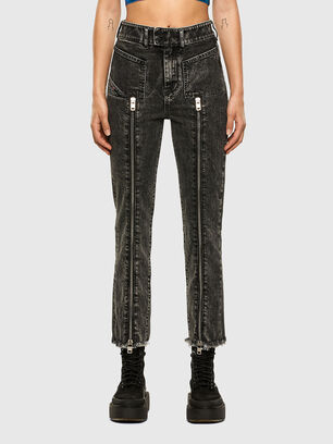 D-Earlie 009DN, Black/Dark grey - Jeans