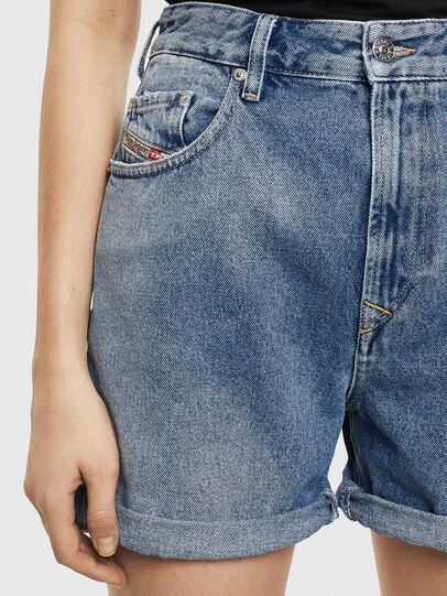 Diesel - DE-REG, Light Blue - Shorts - Image 4