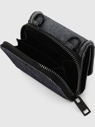 Diesel - LORY, Grey - Small Wallets - Image 7