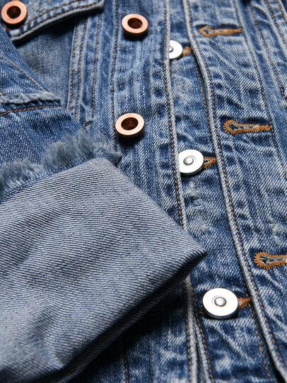 Diesel - JVISEMAC, Blue Jeans - Jackets - Image 3