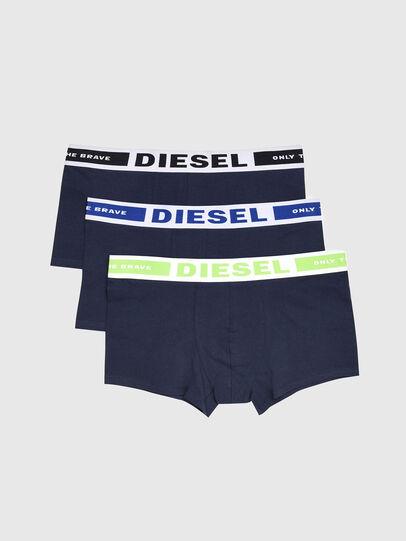 Diesel - UMBX-KORYTHREEPACK, Navy Blue - Trunks - Image 1