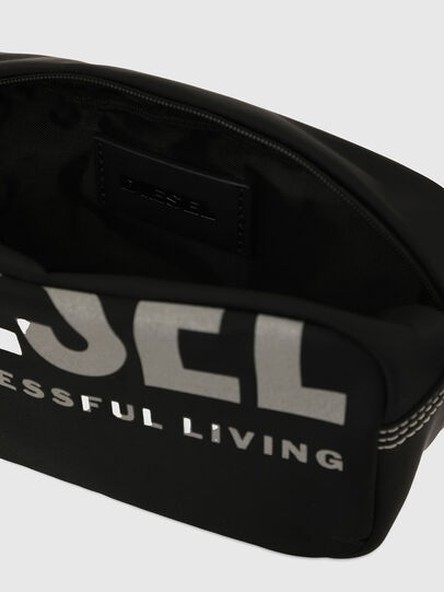Diesel - BOLD POUCH II, Black - Bags - Image 4