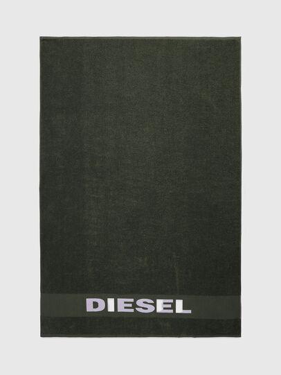 Diesel - TELO SPORT LOGO   10, Green - Bath - Image 2