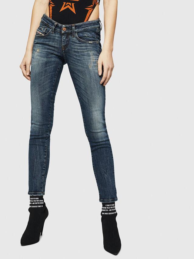 Diesel - D-Ramy 069GC, Dark Blue - Jeans - Image 1