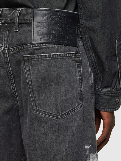 Diesel - D-WILLOH-X-SP, Black - Shorts - Image 4