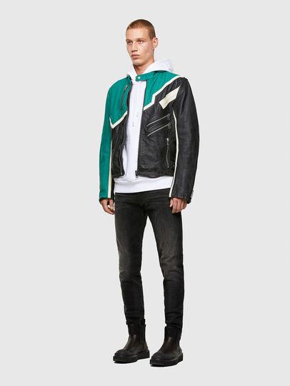Diesel - L-PARKS,  - Leather jackets - Image 7