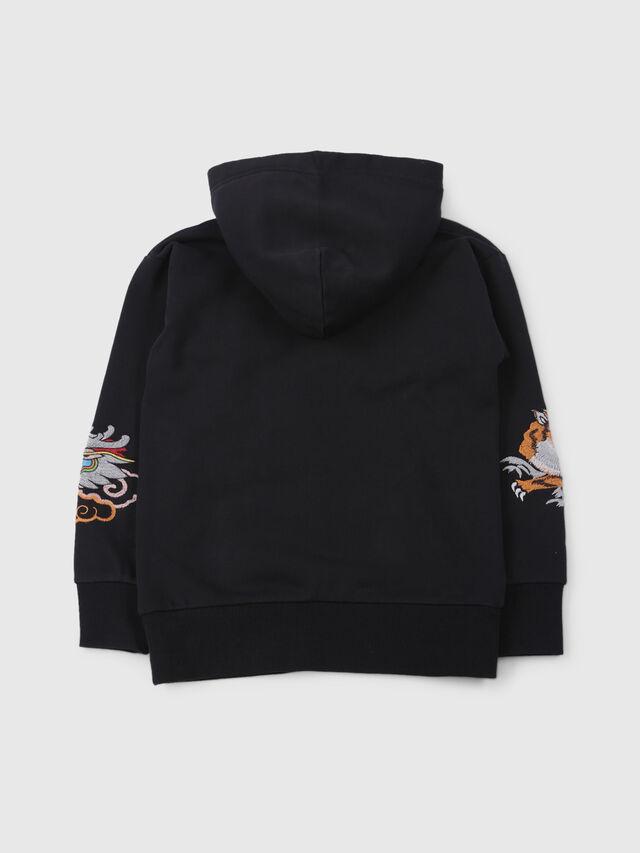 Diesel - SMOTOWN OVER, Black - Sweaters - Image 2