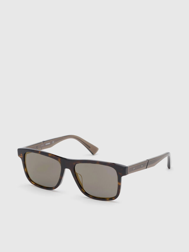 Diesel - DL0279, Brown - Sunglasses - Image 2