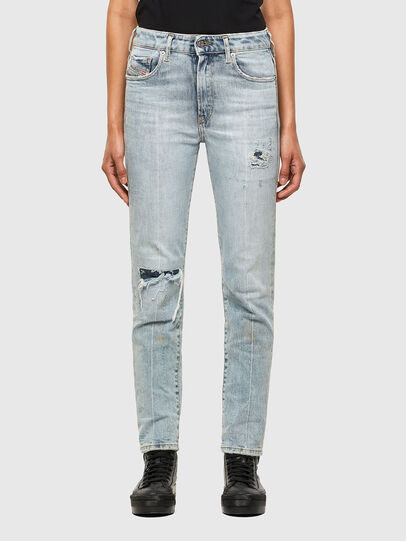 Diesel - D-Joy 009JR, Light Blue - Jeans - Image 1