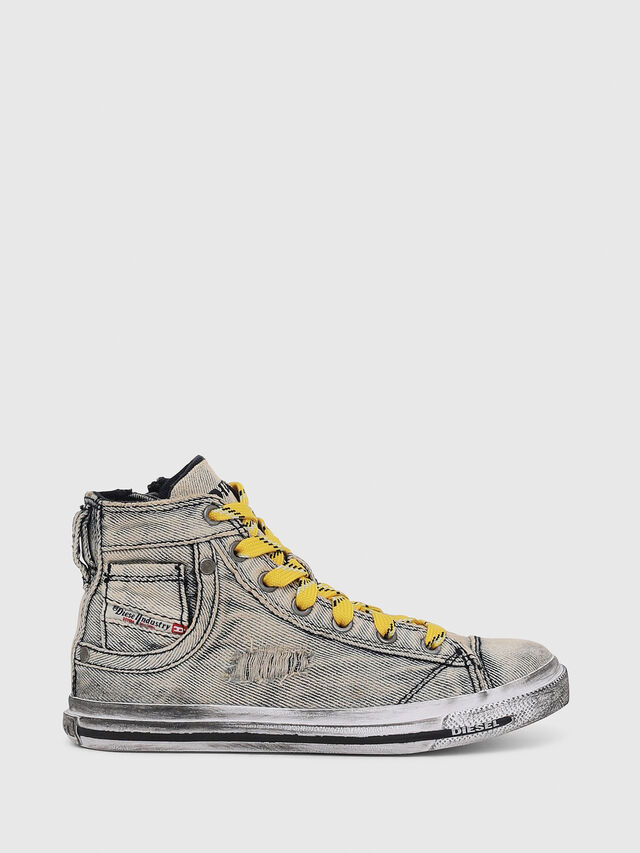 Diesel - SN MID 20 EXPOSURE C, Grey Jeans - Footwear - Image 1