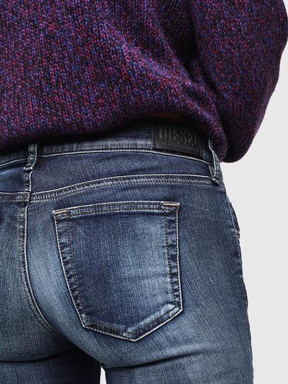 Diesel - D-Ollies JoggJeans 069IE, Dark Blue - Jeans - Image 4