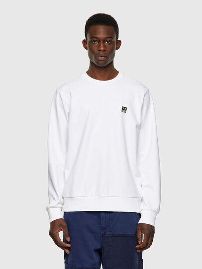 Diesel - S-GIRK-K12, White - Sweaters - Image 1