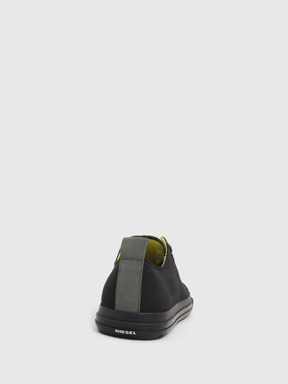 Diesel - S-ASTICO LOW CUT, Black - Sneakers - Image 5