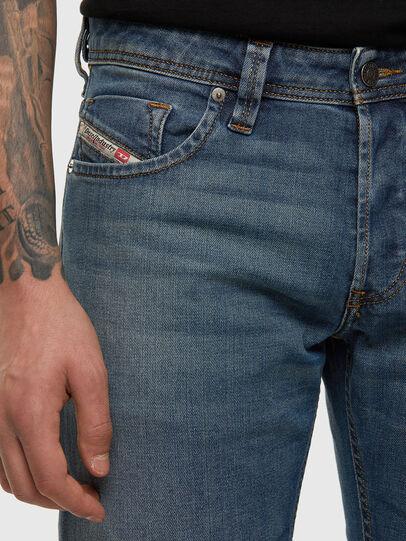 Diesel - Larkee 009EI, Medium blue - Jeans - Image 4