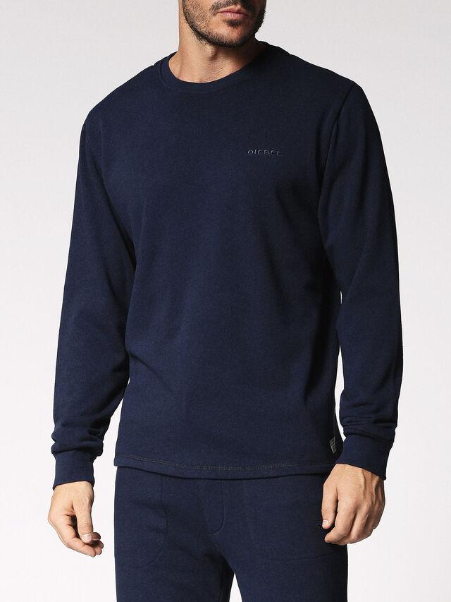 Diesel - UMLT-WILLY, Night Blue - Sweaters - Image 1