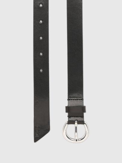 Diesel - B-PHER, Black - Belts - Image 3