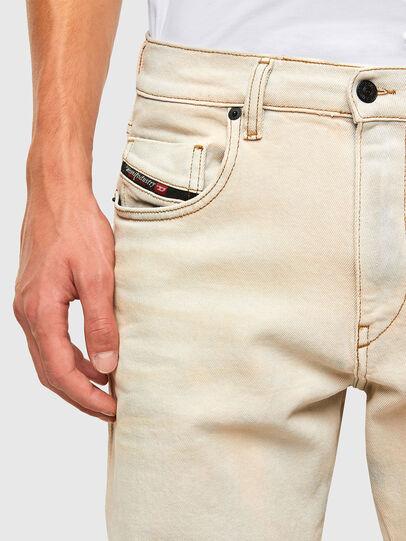 Diesel - D-Strukt 009KV, White - Jeans - Image 3