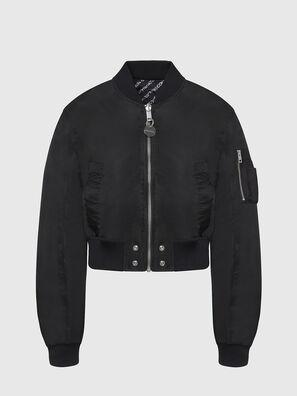 G-MANUA-REV, Black - Jackets